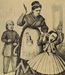 Europa bestraft sein verzogenes Kind Griechenland (Krieg um Kreta 1896)