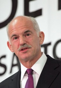 "Papandreou to germans: ""Greece will pay back evey cent - I promise it!"""