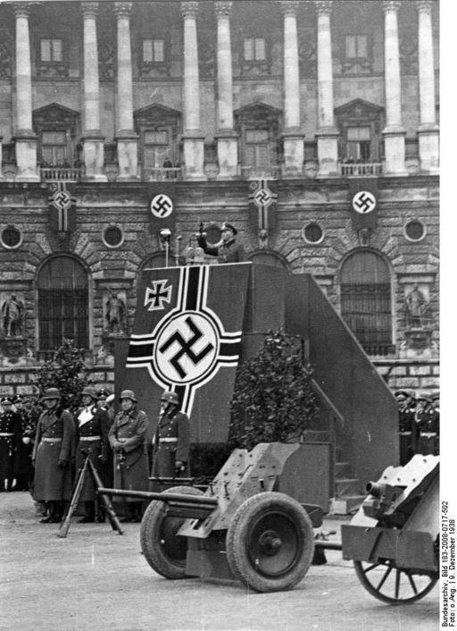 Exkurs Die Beseitigung Der österreichischen Neutralität