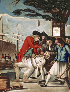 512px-Philip_Dawe_(attributed),_The_Bostonians_Paying_the_Excise-man,_or_Tarring_and_Feathering_(1774)