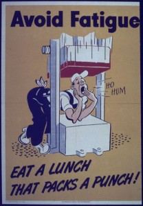 -Avoid_fatigue_-_Eat_a_lunch_that_packs_a_punch-_-_NARA_-_513896