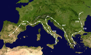 Visigoth_migrations
