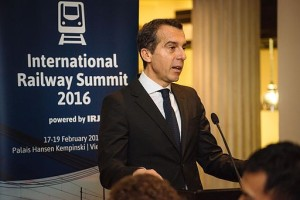 2016_Christian_Kern_Railway_Summit