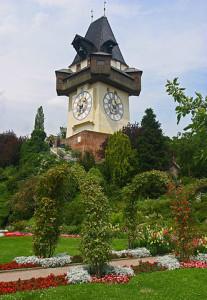 331px-Graz_clock_tower