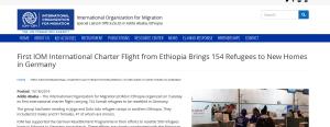 screenshot IOM_press_release